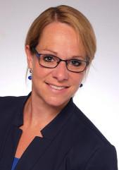 Bezirksbürgermeisterin von Ohmenhausen Heide Schnitzer