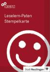 Leselern-Paten-Stempelkarte