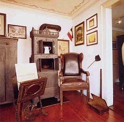 Wohnstube im Betzinger Museum im Dorf
