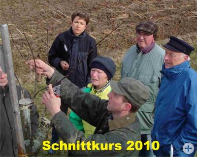 Schnittkurs 2010