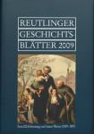 Reutlinger Geschichtsblätter NF 48: Themenschwerpunkt Gustav Werner