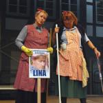"""""""Lina & Babett"""" die Betzinger Putzfrauen"""