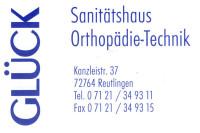 Sanitätshaus Glück / Orthopädie-Technik