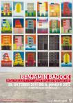 Plakat Benjamin Badock. Hauskauf ist Vertrauenssache