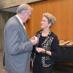 Bürgermeister Thomas McMahon mit Oberbürgermeisterin Barbara Bosch