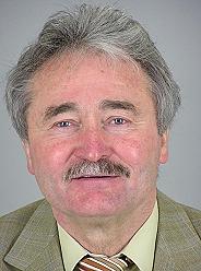 Bezirksbürgermeister von Sickenhausen Erich Fritz