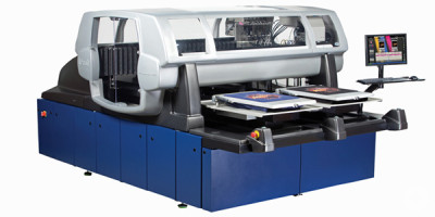 Höchste Qualität und Produktivität mit der weltweit besten Maschine im Textil-Direktdruck.