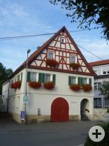 Das Bezirksamt Oferdingen