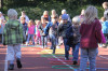 Kinder der Reutlinger Kindertagesstätten beim Gaudilauf im Rahmen des Spendenmarathons