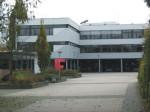 Eingangsbereich Albert-Einstein-Gymnasium
