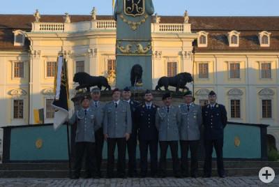 Gruppenfoto Ludwigsburg 2012