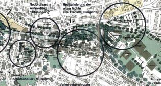 Städtebauliches Konzept Betzingen