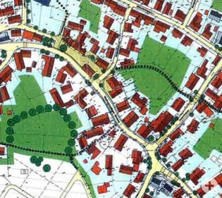 Gestaltungsplan Mittelstadt