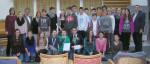25 Konfirmanden engagierten sich im Seniorenzentrum Gönningen