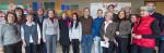 Jobpaten mit Staatssekretärin Marion von Wartenberg und Oberbürgermeisterin Barbara Bosch