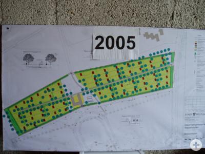 Anlagenplan 2005