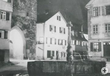 Gartentorbrunnen