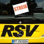 Streik im Reutlinger Busverkehr