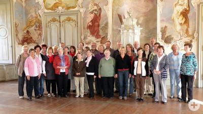 Probenwochenende der Chorgemeinschaft in Ochsenhausen - Herbst 2010