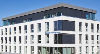 Firmensitz der Schöller Firmengruppe