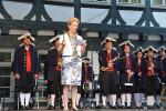 Reutlinger Schwörtag 2015 - Oberbürgermeisterin Bosch trägt den alten reichsstädtischen Amtseid vor