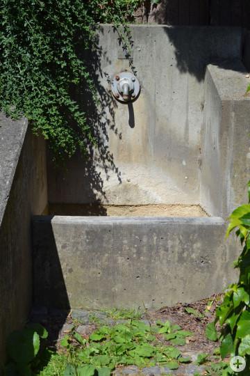 Brunnen Donaustraße