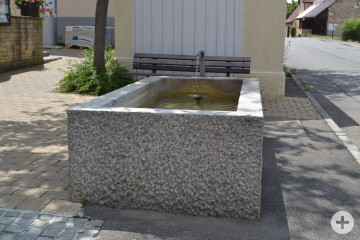 Brunnen Alte Dorfstraße