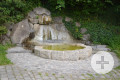 Brunnen Neckartenzlinger Straße Regenüberlaufbecken (RÜB)