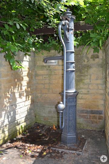 Pumpbrunnen Heerstraße