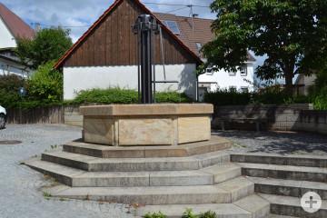 Brunnen Kirrlestraße