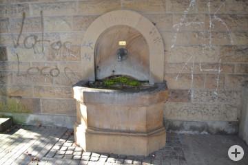 Brunnen Konrad-Adenauer-Straße