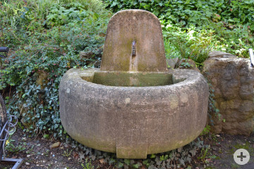 Brunnen Schulhof ehemalige Frauenarbeitsschule