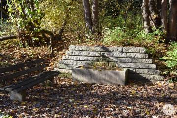 Brunnen Zufahrt Klärwerk Nord