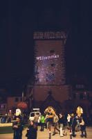 Tübinger Tor - Kulturnacht 2015