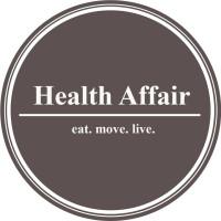 Logo Health Affair eat. move. live.
