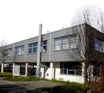 Gebäude Grüner Weg