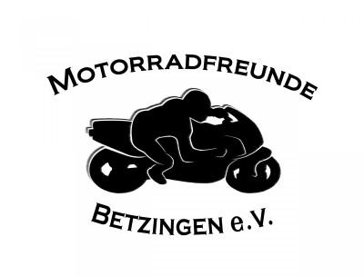 Motorradfahrer  in Schräglage