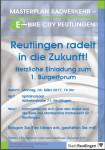 Faltblatt zum Bürgerforum