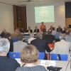 Die Stadtverwaltung mit Oberbürgermeisterin  Barbara Bosch hat Vertreter der Reutlinger Stadtbezirke über die wesentlichen Grundsätze und Ziele der Reutlinger Wohnungspolitik informiert.