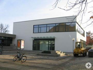 IZBB Neubau einer Mensa