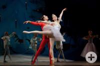 """Balletaufführung der """"Nussknacker"""" in Dresden"""