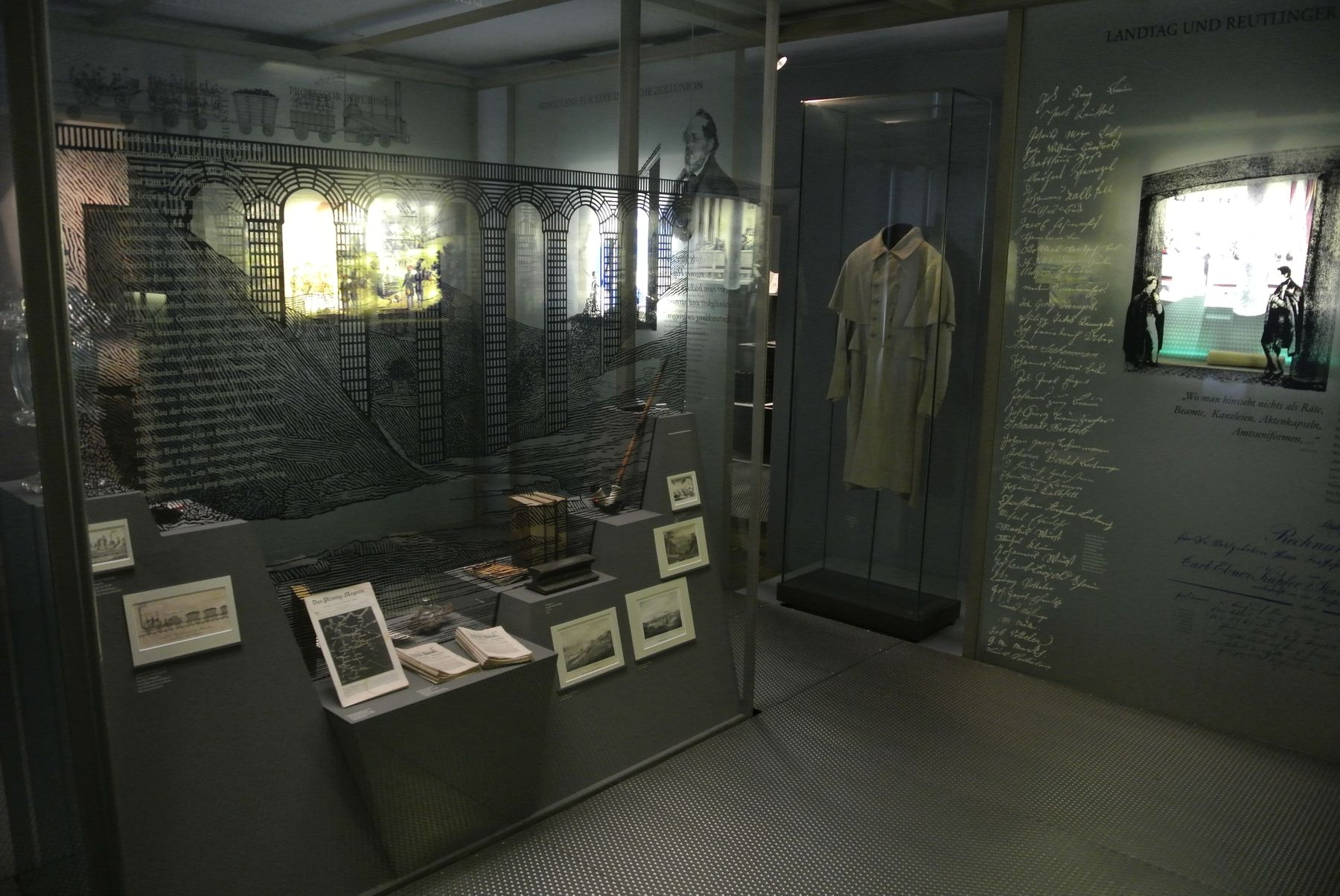 Himatmuseum Reutlingen, Friedrich List