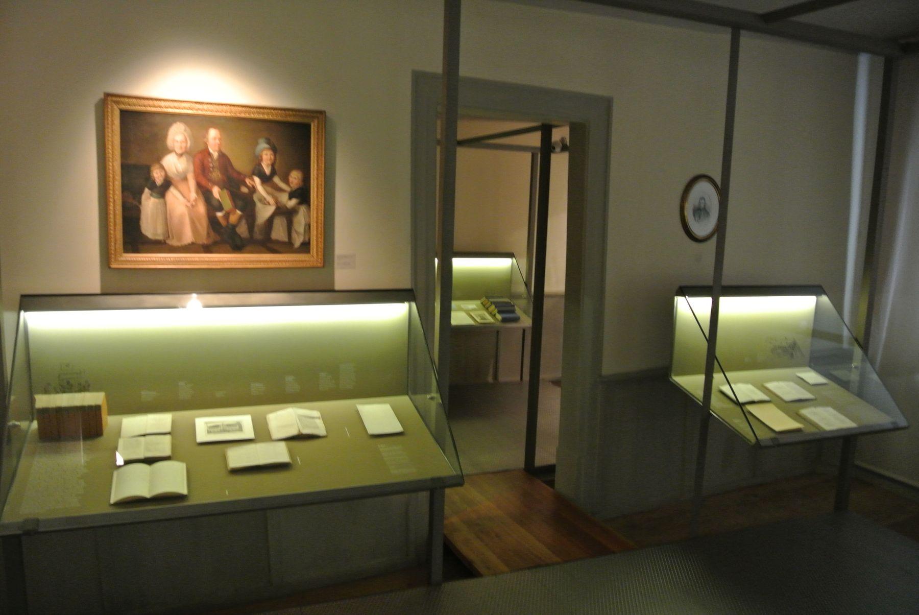 Himatmuseum Reutlingen, Hermann Kurz