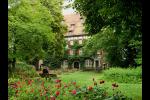 Heimatmuseum Reutlingen, Außenansicht Gartenseite