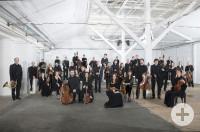 Kammerorchester Basel im Ackermannshof/Basel, Februar 2014, Bild Christian Flierl