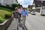 OB Barbara Bosch besuchte Rommelsbach