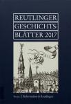 Reutlinger Geschichtsblätter 2017_Umschlag