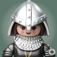 PLAYMOBIL-Figur Jeanne d'Arc