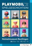 Plakat PLAYMOBIL-Spielgeschichte(n)
