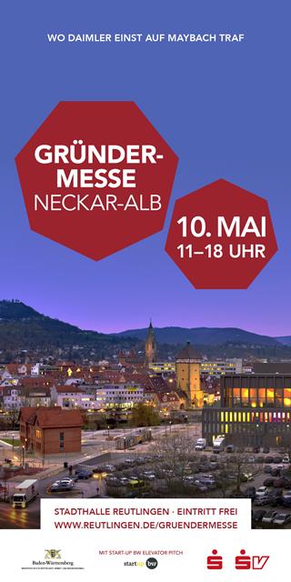Gründermesse Neckar-Alb